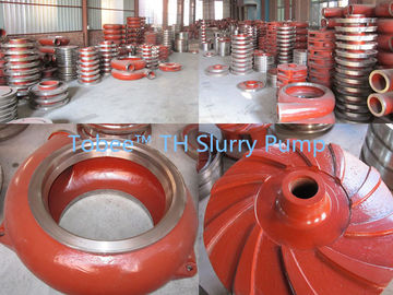 China Tobee® Wear Slurry Pump parts supplier