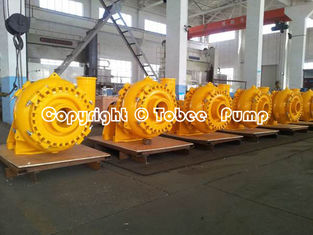 China Tobee™ Gravel Sand Pumps supplier