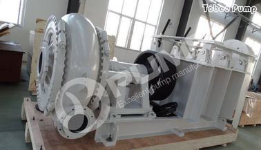 China Heavy Duty Sand Suction Dredge Pump supplier