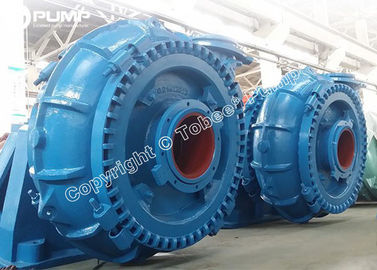 China Warman Equivalent Gravel Dredge Pump supplier