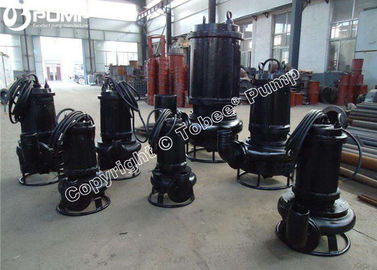 China Hydroman™(A Tobee Brand) Centrifugal Electric Submersible Slurry Pump supplier