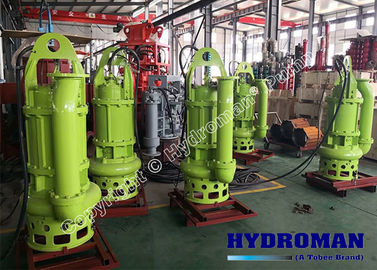 China Hydroman™(A Tobee Brand) Agitator Submersible Sand Pump supplier