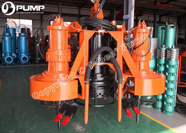 China Submersible Dewatering Slurry pump supplier