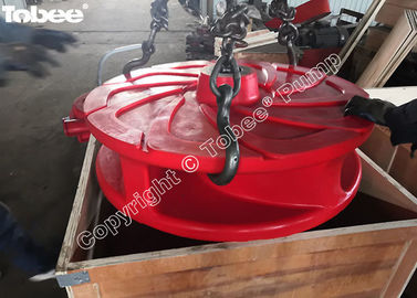 China Tobee™ War-man Equivalent Slurry Pump Poly Impellers supplier