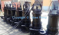 China Stainless Steel Submersible Sewage pump factory
