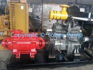 China High pressure diesel irrigation pump 10 inch factory