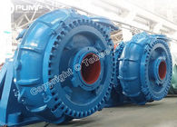 China Warman Equivalent Gravel Dredge Pump factory