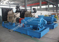 High pressure diesel irrigation pump 10 inch