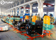 China Mining Rubber Lined vertical slurry pump factory
