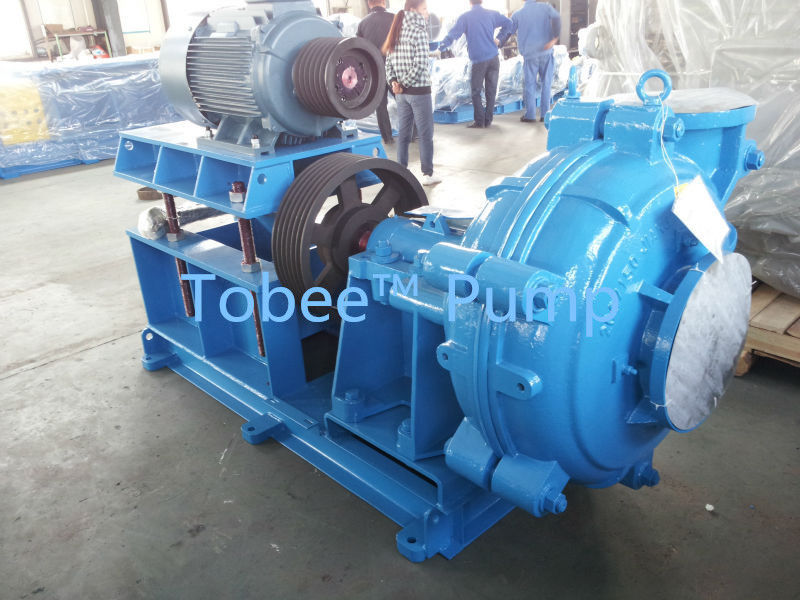Slurry Pump Site Power Plant t