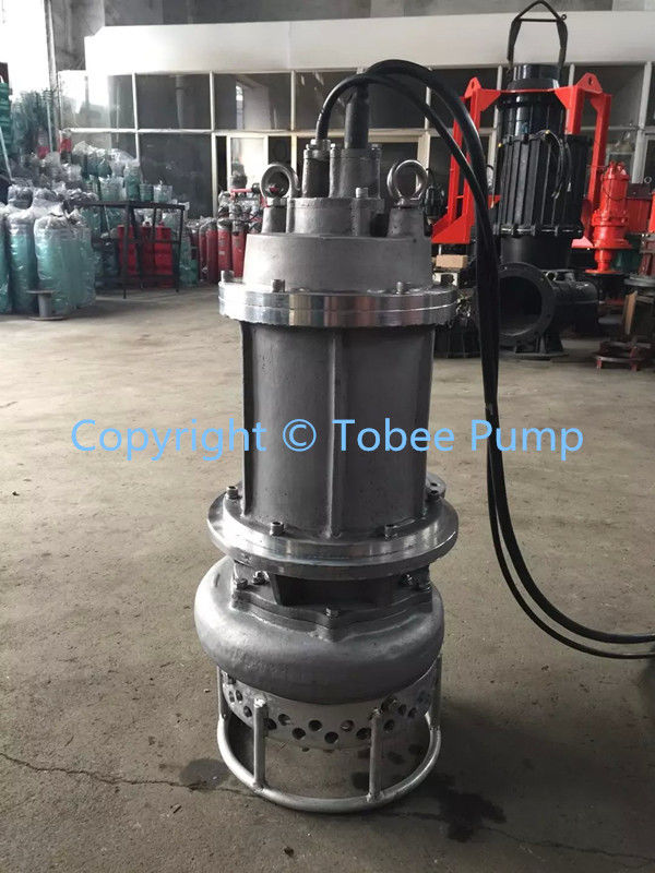High performance submersible sand pump for Submersible hydraulic pump motor