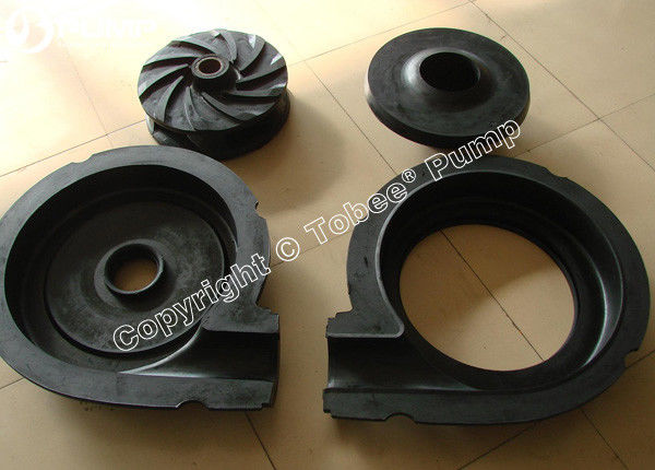 R55 Rubber Slurry pump Parts