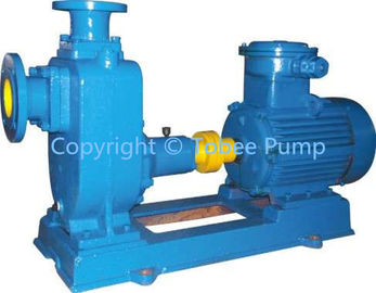 China Electric motor clean water self priming pump distributor