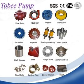 China Tobee™ Slurry Pump Parts distributor