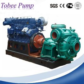 China Tobee™ Slurry Pump with Diesel engine distributor