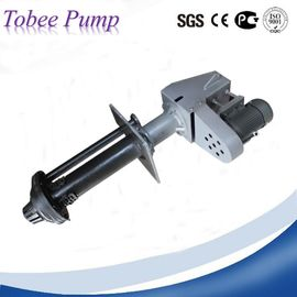 China Tobee™ Rubber Lined Vertical Slurry Pump distributor