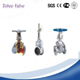 China Tobee™Ductile Iron /Cast iron Metal Seated Gate Valve distributor