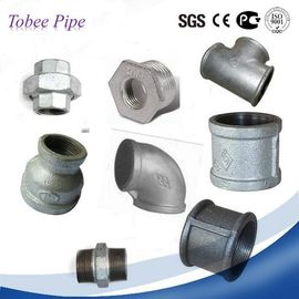China Tobee™  Malleable Iron Pipe Fittings distributor