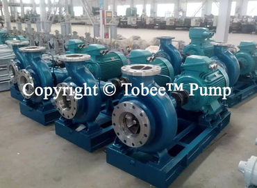 China Tobee™ TIH Sulphuric Acid Pump distributor