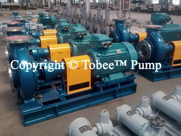 China Tobee™ TIH Petrochemical Pump distributor