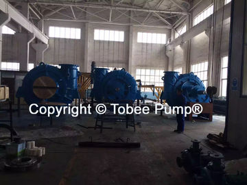 China Tobee™ Dredging Slag Mud Pump distributor