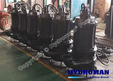 China Hydroman™(A Tobee Brand) Submersible Sand Pump with Agitator factory