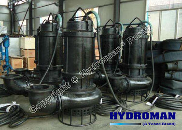 China Hydroman™(A Tobee Brand) Electric Submersible Sand Dredging Pump factory