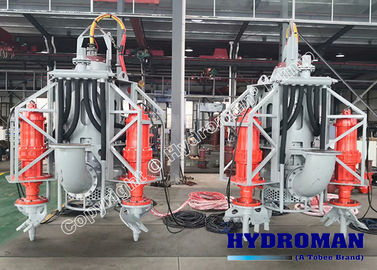 China Hydroman™(A Tobee Brand) Electric Submersible Dredging Pump with Cutter factory