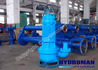 China Hydroman™(A Tobee Brand) Centrifugal Electric Submersible Pump for Mining and Sand Slurry distributor