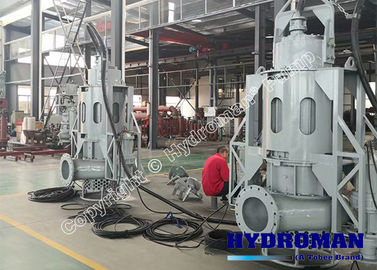 China Hydroman™(A Tobee Brand)Heavy Duty Agitator Submersible Slurry Pumps factory