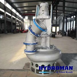 China Hydroman™(A Tobee Brand) Hydrulic Submersible Port Maintenance Dredging Pump factory