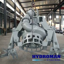China Hydroman™(A Tobee Brand) Hydraulic Excavator Submersible Slurry Pump for Dredging factory