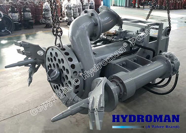 China Hydroman™(A Tobee Brand) Hydraulic Submersible Gravel Pump factory