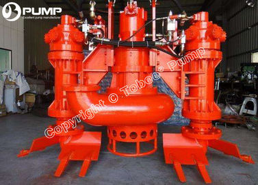 China Hydroman™(A Tobee Brand) Hydraulic Submersible Sediment Dewatering Pump distributor