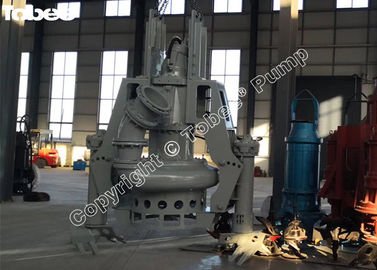 China Hydroman™(A Tobee Brand) Hydraulic Excavator Submersible Canals Dredging Pump distributor
