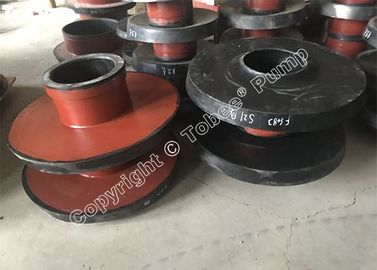 China Slurry Pump Spare Parts in Canada factory