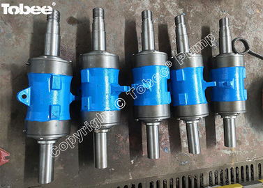 China Slurry Pump Spare Parts in India factory