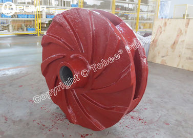China Metal and Rubber Slurry Pump Parts factory