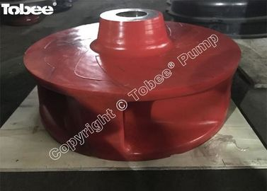 China Polyurethane Slurry Pump Wearing Parts Chile factory