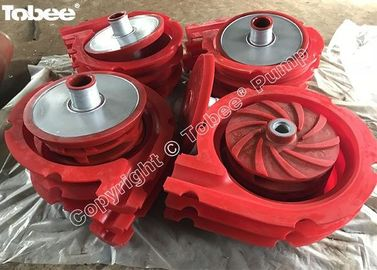 China Interchangeable Polyurethane Pump Spares for Slurry Pump factory
