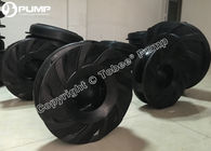 China Rubber Slurry pump impeller