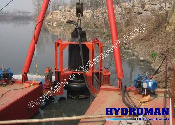 Hydroman™(A Tobee Brand) Agitator Submersible Sand Pump